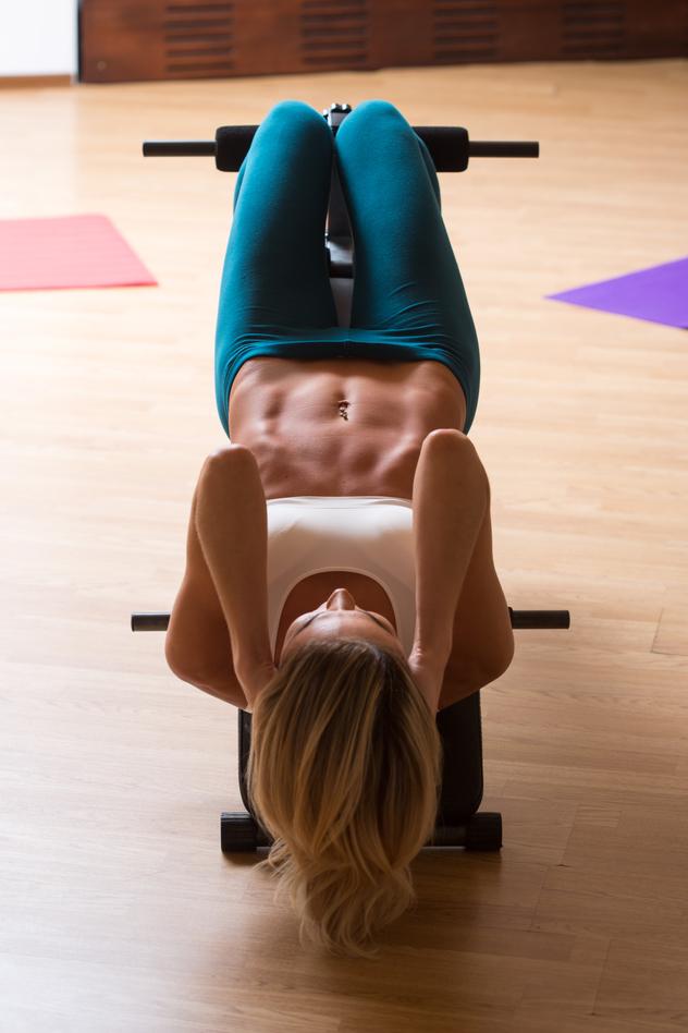 Bauchmuskeln Trainingsplan - So kann es aussehen
